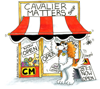 Cavalier Matters Gift Shop